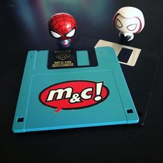 One thing out of a few stuff that remains from my childhood till now is floppy disc. The contents were Spider-man images from early age of commercial internet. It was like the breakthrough to the pop culture environment to me. ☺️