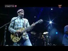 Ben Haper - Jah Work (Live Eurockéennes de Belfort 2008)