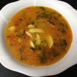 Arbi Recipe Gravy Curry