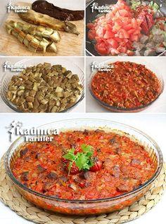 Geleli Kebabı recipe how to? – Weibliche Rezepte Geleli Kebabı recipe how to? Turkish Recipes, Ethnic Recipes, Meat Recipes, Cooking Recipes, Turkish Kitchen, Arabic Food, Iftar, Mets, Fish Dishes