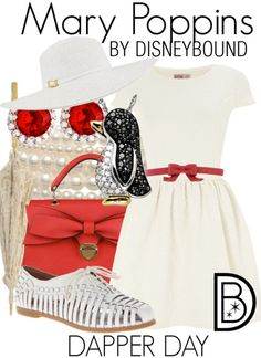 Mary Poppins Outfit<3