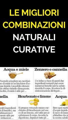 Le Combinazioni Che Curano - Rimedi Naturali