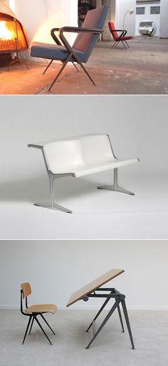 Friso Kramer chair