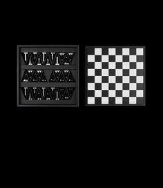 Prada chess board