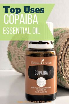 Check out the top uses for copaiba essential oil. This is the oil that made me a believer in all things essential oils! See how you can use this essential oil too. Essential Oil For Boils, Homemade Essential Oils, Essential Oils Guide, Essential Oils For Sleep, Natural Essential Oils, Young Living Essential Oils, Essential Oil Blends, Copaiba Oil, Copaiba Essential Oil