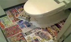 クッションフロアでお手軽リフォーム~トイレ編~|壁紙屋本舗