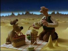 Wallace et Gromit : Une grande excursion