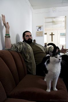 things i love: peter steele, God and cats.