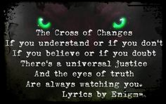 The Cross of Changes by Enigma