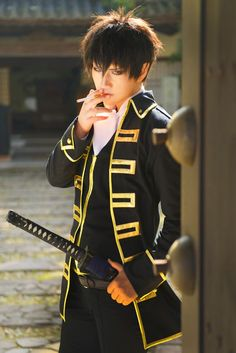 Hijikata Toushirou (Gintama) by REIKA. GoBoiano - 32 Cosplay That Bring The Hottest Spring 2015 Anime To Life