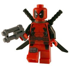 Deadpool Lego Super Heroes