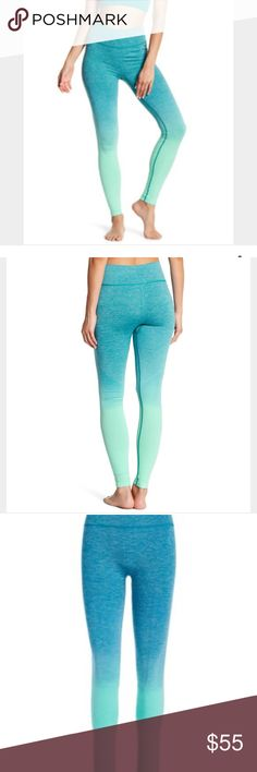 NWT Electric Yoga Cochillin leggings in Turquoise NWT Electric Yoga Cochillin leggings in Turquoise size XS/S never opened or worn. Bought and never used and can't return so hoping someone will be interested 😀 Electric Yoga Pants Leggings