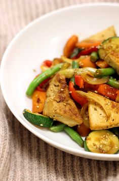 Tofu, Thai Red Curry, 30th, Ethnic Recipes