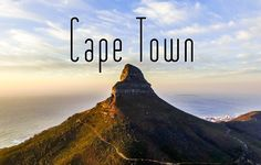 Cape Town is always highly rated in world rankings regarding its beauty and all round quality of living. This is an amazing drone video showing off how wonderful Cape Town really is. No wonder Cape Town is rated the … Continue reading → Video On Demand, Out Of Africa, Most Beautiful Cities, Old City, Travel Agency, Cape Town, Luxury Travel, Adventure Travel, South Africa