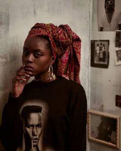 Beauty captured by Kwesi Abbensetts