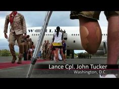Recovering from loss of limbs is a challenge for all troops wounded in combat. Lance Cpl. John Tucker brings us the story of a group of Wounded Warriors who surpassed their wounds to athleticism.