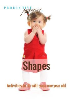 ProductiveParenting.com : Shapes