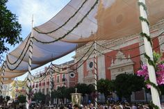 Plaza del Salvador de Sevilla.