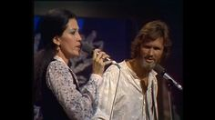 Kris Kristofferson and Rita Coolidge - Please don't tell me how the story ends