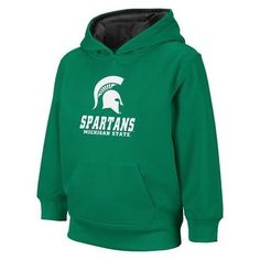 Gift idea Michigan St Spartans Fleece Sweatshirt : Michigan State Spartans Preschool Swift Training Hoodie - Green On Sale - http://buynowbestdeal.com/50124/gift-idea-michigan-st-spartans-fleece-sweatshirt-michigan-state-spartans-preschool-swift-training-hoodie-green-on-sale/?utm_source=PN&utm_medium=pinterest&utm_campaign=SNAP%2Bfrom%2BCollege+Memorabilia%2C+NCAA+Sports+Memorabilia - College Apparel, College Gear, College Shop, Colosseum, Jackets, NCAA, NCAA Fan Shop, Ncaa S