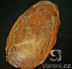 Nejlepší je upéct si vlastní domácí chléb, kterému se ten koupený v obchodě nemůže nikdy vyrovnat. Přidávám svůj osvědčený recept. Food And Drink, Bread, Brot, Baking, Breads, Buns
