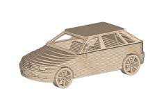The VW Golf Car