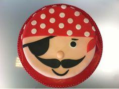 De madre a hija: Cumpleaños Pirata 3 años.
