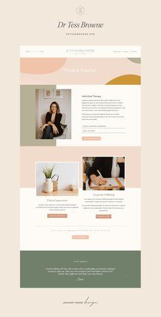 Web Design Trends, Layout Design, Design Sites, Site Web Design, Website Design Layout, Homepage Design, Wordpress Website Design, Web Design Tips, Newsletter Design