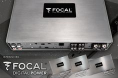 Guess what just arrived from Focal? Their brand new FDP series of digital power amplifiers! These amps offer incredible power in a compact size and are available in mono, 4-channel, and 6-channel models. In fact, the 6-channel FDP 6.900 is the same amp that is installed in our project VW Jetta GLI that was featured, in the Focal booth, at the 2016 MERA KnowledgeFest show, in Indianapolis!