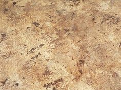 Stained concrete floors are beautiful, and the color lasts forever. Because it is not a paint or a covering, it doesn't chip off the floor. This type of stain contains phosphoric acid or mild hydrochloric acid. It also contains an inorganic metal salt. Painting Laminate Countertops, Cheap Countertops, Formica Countertops, Butcher Block Countertops, Concrete Countertops, Paint Formica, Butcher Blocks, Acid Stained Concrete, Alternative Flooring