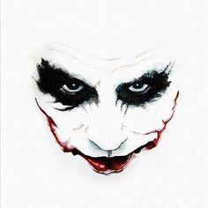 Joker joker U Art Du Joker, Le Joker Batman, Heath Ledger Joker, Joker And Harley Quinn, Gotham Batman, Batman Art, Batman Robin, Photos Joker, Joker Images