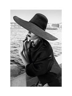 Model: Ieva Laguna | Photographer: Koray Birand for Vogue Hellas October 2011