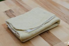 So Easy!!! puff pastry dough at home