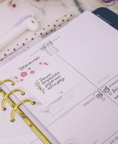 Meu Planner em Janeiro Check Up, Bullet Journal, Fotos Do Instagram, Planner, January, Organizers, Day Planners