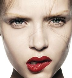 Josephine Skriver by Marcus Ohlsson