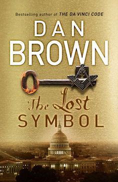 The lost symbol;  Dan Brown  - Exciting!
