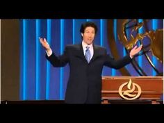 Joel Osteen Living With Confidence Joel Osteen, Choose Your Battles, Lakewood Church, Positive Mindset, You Youtube, Word Of God, Love Him, Confidence, Faith