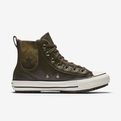 Converse Chuck Taylor All Star Leather and Faux Fur Chelsee Women's Boot