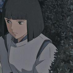 Studio Ghibli Art, Studio Ghibli Movies, Anime Scenery Wallpaper, Cute Anime Wallpaper, Anime Guys, Manga Anime, Personajes Studio Ghibli, Studio Ghibli Background, Chihiro Y Haku