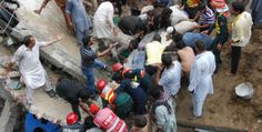 Lahore 40 Peoples Buried Under Debris  As Mosque Roof Collapses