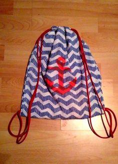 Drawstring Backpack, Beanie, Hats, Fashion, Moda, Hat, Fashion Styles, Beanies, Fashion Illustrations