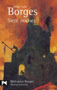 Siete noches de Jorge Luis Borges