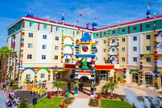 Florida's Legoland Hotel is Literally a Toddler's Dream House :  mashable - 5/18/15