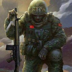 Şu kopan fırtına Türk ordusudur yâ Rabbi.  Senin uğrunda ölen ordu, budur yâ Rabbi. Tâ ki yükselsin ezanlarla müeyyed nâmın, Galib et, çünkü bu son ordusudur İslâm'ın. Yahya Kemal Beyatlı ( 1884 - 1958 )