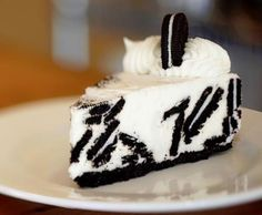 oreo cake , I'm getting fat just looking at it! ;)