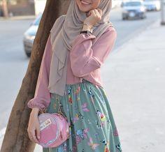 Modern Hijab Fashion, Abaya Fashion, Muslim Fashion, Modest Fashion, Fashion Outfits, Hijab Style, Hijab Chic, Modest Dresses, Modest Outfits