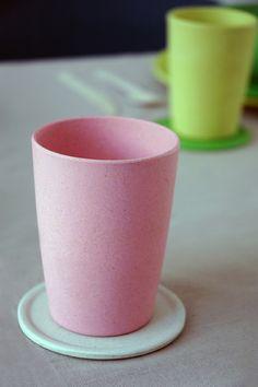 Zip Cup   cup   lollipop pink  #zuperzozial #biodegradable #capventure #dutchdesign #product #cup #zipcup
