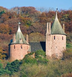 Castell Coch - Tongwynlais, Wales I want a room here - badly! Visit Cardiff, Cardiff Bay, Cardiff Wales, Welsh Castles, Castles In Wales, Castle Project, Beautiful Castles, Travel Images, South Wales