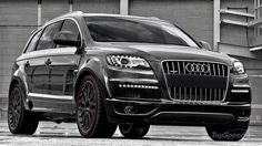 2013 Audi Q7 Quattro Wide Track By Kahn Design