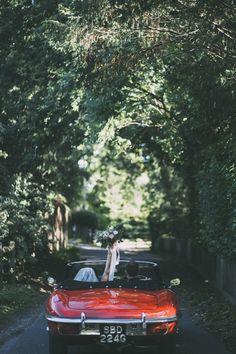 Beautiful English Barn Wedding | Matt & Esther Photography | Bridal Musings Wedding Blog
